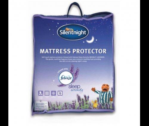 Silentnight Febreze Mattress Protector - Single £6.00 / Double £7.00 / King £8.00 @ Tesco Direct