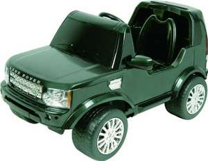 Officially Licenced Land Rover Discovery Ride On was £299.99 / now £89.91 @ Amazon