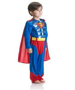 Mothercare Super-Man outfit 5/6 £6.00 free store delivery