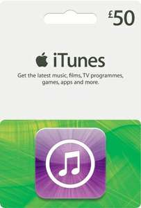 £50 instant Itunes Gift Card (5% Facebook Discount) @ CDKeys.com for £42.65 with fb like