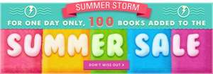 100 Extra Titles added to The Book People Summer Sale:   includes Julia Donaldson 10 Book Set £10,   8 Lego Sticker Books £6,   8 Douglas Adams Books £6,  plus many more.