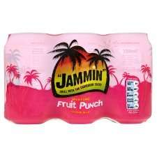 Jammin Fruit Punch Drink Half Price £0.84 @ Tesco