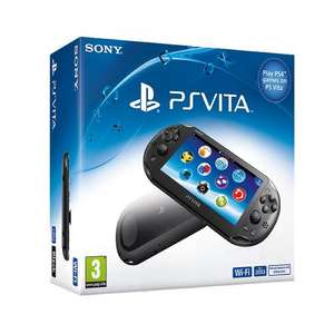 PS Vita Slim - Asda Direct - £125 with offer code 'CONSOLE'