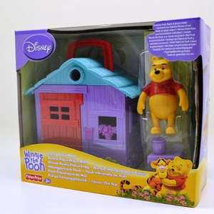 Winnie the Pooh Honey Picnic Set reduced from £10 to £3 from The Entertainer via Tesco Direct