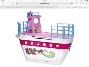 Barbie cruise ship - £39.99 @ Toys r Us