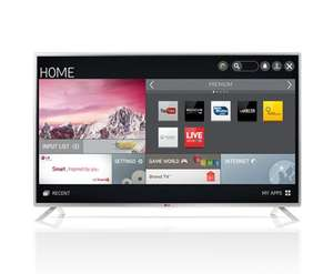 LG 42LB580V Smart TV with Freeview plus free 3 months Sky movies and 7 Sky sports day passes £399 @ Richer Sounds