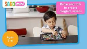 FREE (Down from £0.69) Sago Mini Doodlecast @ Apple App Store