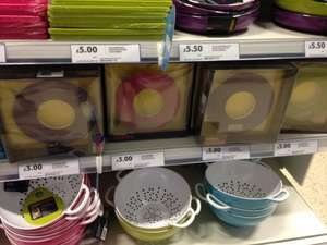 Colour Works Electronic Scale £3 @ Tesco