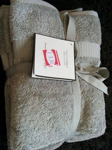 4 piece towel bale £3 instore @ Matalan