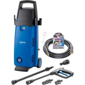 Nilfisk C110.4 Pressure Washer £49.99 @ argos (may include free patio cleaner worth £29.99 as well)