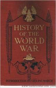 Free History of World War 1 eBook (.pdf) @ Project Gutenberg
