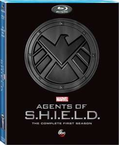 Marvel's Agents of S.H.I.E.L.D. Limited Edition Digipack Blu Ray £28.50 @ Amazon