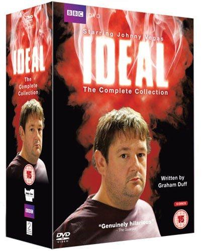 Ideal: Complete Series 1-7 Box Set [DVD] (Amazon) - £19.99