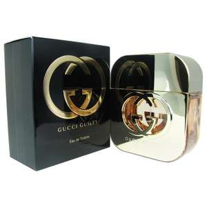 Gucci Guilty for Her EDT 50 ml £31.69 @ Amazon