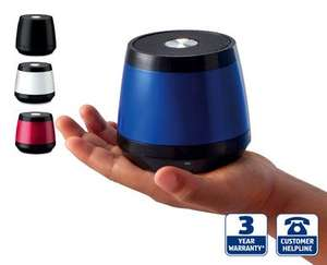Wireless Bluetooth Speaker Bug £9.99 Aldi (7th August)