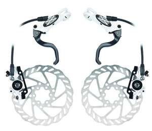 Clarks Exo Skeletal Hydraulic Disc Brake, £33.99 delivered for front and rear from Chain Reaction