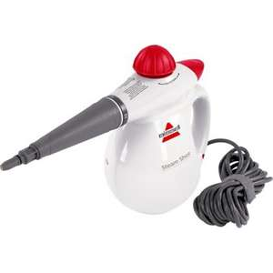 "Bissell Steam Shot Steam Cleaner. £23.74 with ""DISC15"" code at Homebase."