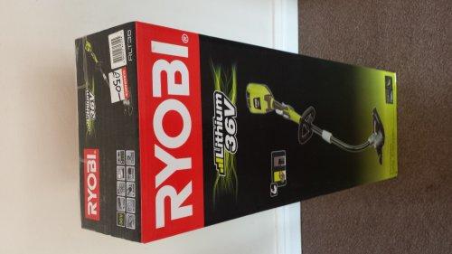 Ryobi RLT36 Cordless Grass Trimmer £50 @ B&Q