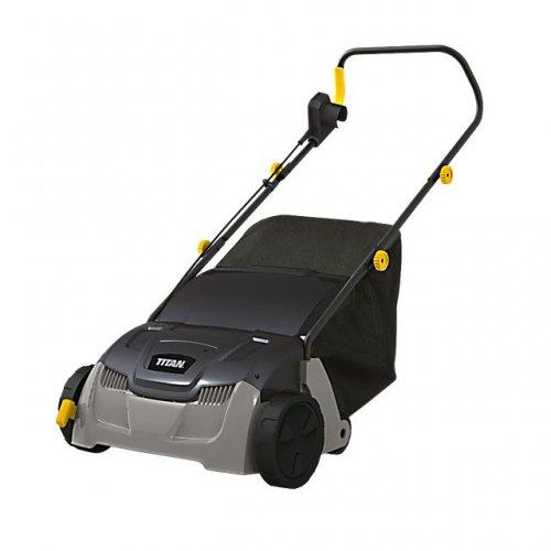 Titan 32cm 1300W Lawn Scarifier 230V - 59.99 was 79.99 - Screwfix