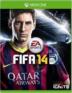 FIFA 14 (Xbox One/PS4) - £25 Trade in Value @ Amazon