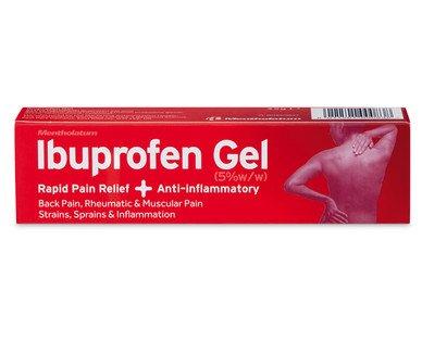 Ibuprofen Gel ★★★★★ 35g £1.59 £4.54 per 100g @ Aldi