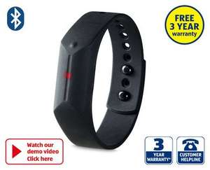 activity tracker £29.99 @ Aldi from 10th Aug