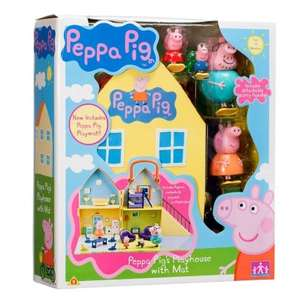 peppa pig playhouse £15 @ B&M Stores