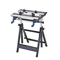 Mac Allister metal adjustable workbench was £59.99 now £19 at B&Q in store only