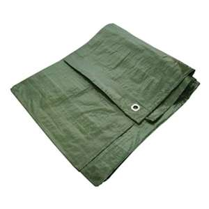 TARPAULIN TARP, LIGHTWEIGHT WATERPROOF GROUND SHEET, COVER, *ALL SIZES* @ eBay apmotorstoreoutlet Free delivery - £1.56