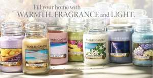 half price yankee candles £13.95 @ Homestore and More