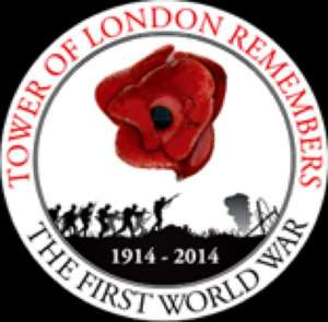 Paul Cummins Designer Poppies - £30.95 Delivered @ Poppies/Tower of London