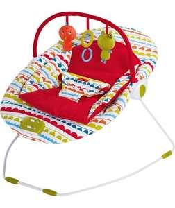 Mama's and Papa's Merry-Go-Round Baby Bouncer. was £49.99 now £24.99 @ argos