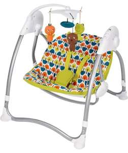 Mama's and Papa's Merry-Go-Round Baby Swing. Was £69.99 now £46.99 Free C&C  @ Argos