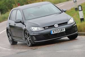 VW Golf GTD 185 good spec PCP £11,544/3yrs (£320pm) @ affinity leasing