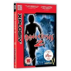 Dino Crisis 2 (PC) £1.52 @ eBay / gamewholesaleltd