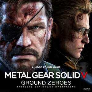 Metal Gear Solid V: Ground Zeroes Xbox one and PS4 17.00 @ John Lewis