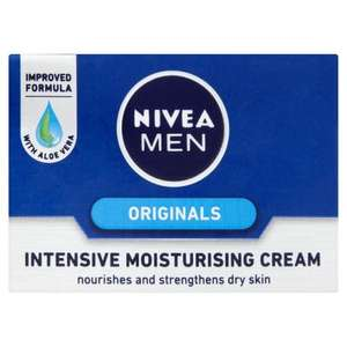 nivea for men intensive moisturiser cream 50ml half price £3 @ Morrisons