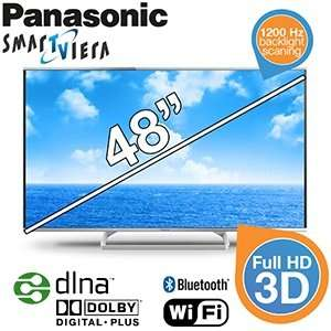 Panasonic SMART Viera (1200 Hz) 48 Inch 3D LED TV delivered £464.90 @ iBOOD