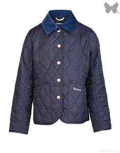 KIDS BARBOUR JACKETS £39.18 with code @ countryattire
