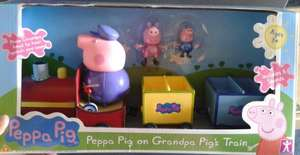 Peppa Pig - Grandpa Pig's Train - £9.99 @ B&M Store (Castleford)