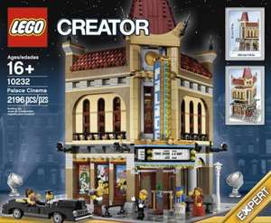 Lego Creator 10232 Palace Cinema £99.99 at Toys R Us