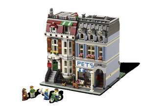 Lego Creator 10218 Pet Shop / Town House £99.99 at Toys R Us