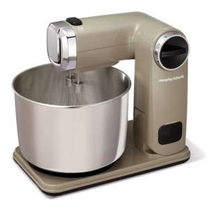 Morphy Richards 40042 barley 'Accents' folding stand mixer £35 was £70 @ Debenhams