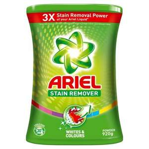Ariel Stain Remover 920g box for 88p @ ASDA Instore