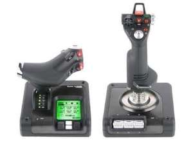 Saitek X52 Pro Controller £105.48 @ Amazon