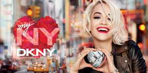 free sample of DKNY 'MYNY' fragrance
