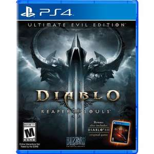 Free Diablo III: Ultimate Evil Edition (PS4) with 12 issue subscription to Neo - £35