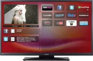 Hitachi 40 Inch Full HD Freeview HD LED TV with Smart Apps Was £399.99 Now £249.99 Free C&C @ Argos