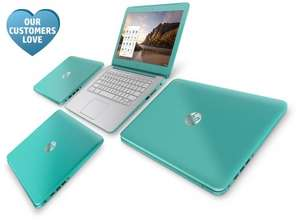 Hp Chromebook 14 (2 Years 3G) £236.43 with code & TCB  - FREE NDD @ HP store