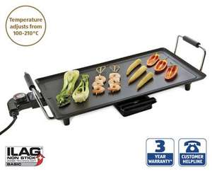 teppanyaki grill @ aldi £9.99 from 14th aug